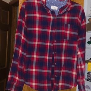 Perfect red flannel!!
